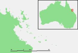 Whitsunday Islands - Wikipedia