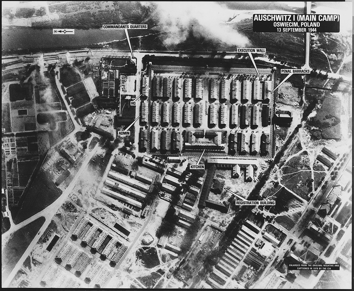 Poland Concentration Camp Tour