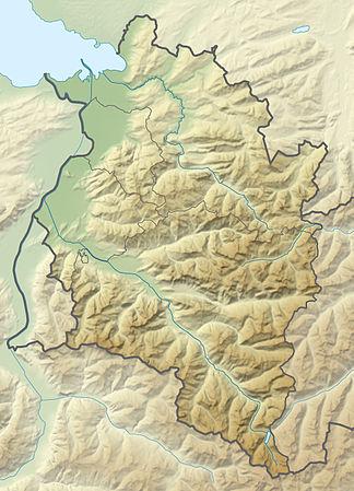Vorarlberg Karte Berge.Damülser Berge Wikipedia