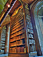 Austrian National Library - State Hall - Bookcase LXV - July 2009.jpg