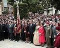 Autoritats el 9 d'Octubre de 2008 - Dia del País Valencià (València).jpg