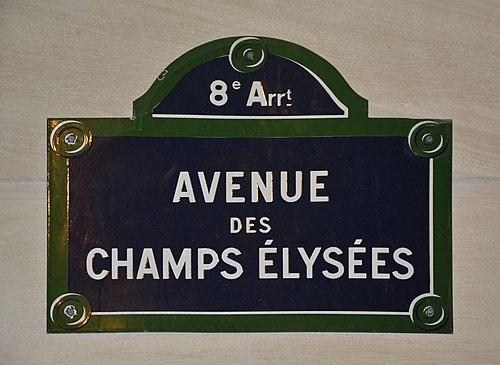 Thumbnail from Avenue des Champs-Élysées