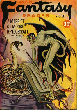 Avon Fantasy Reader 3