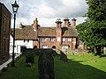 Aylesbury, Hickman Almshouses - geograph.org.uk - 897300.jpg