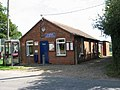 Aylmerton Village Hall and Telephone Box in Church Street - geograph.org.uk - 540573.jpg