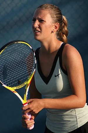 Brisbane International - Victoria Azarenka eventually won her first career title one year later in Brisbane, and would win the tournament again in 2016