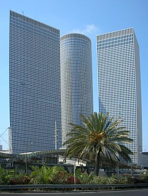 Azrieli Towers Sept.2007
