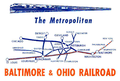 B&O Metropolitan Special route.png