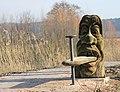 Bělohrad Pardoubek socha 2014 14.jpg