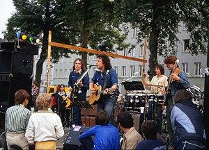 BAP (German band) - BAP in Aachen, 1980