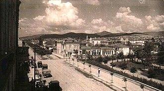 Stara Zagora - Stara Zagora, 1930's