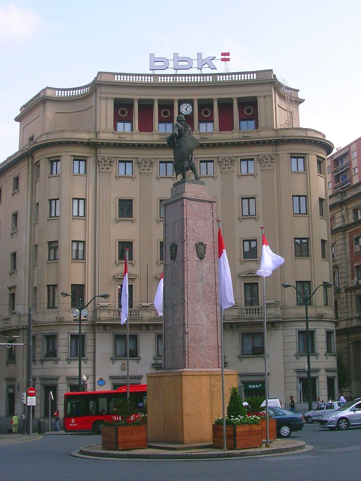 Bilbao bizkaia kutxa wikipedia la enciclopedia libre for Bbk oficina central bilbao