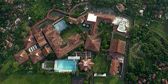 British School Jakarta - Bird's-eye view of the BSJ campus