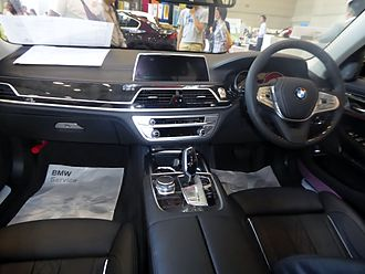 BMW 7 Series (G11) - Interior