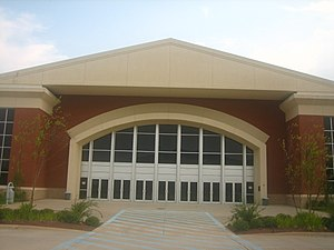 Bossier Parish Community College - Health and Physical Education Complex at BPCC