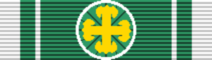 Order of Military Merit (Brazil) - Image: BRA Ordem do Merito Militar Gra cruz