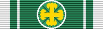 Order of Military Merit (Brazil) - Image: BRA Ordem do Merito Militar Gra cruz