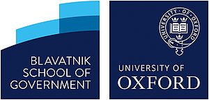 Blavatnik School of Government - Image: BSG LOGO for word