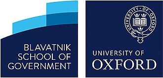 Blavatnik School of Government - Image: BSG LOGO for word