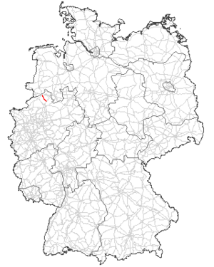 Course of the B 481