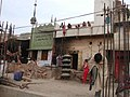 Back view of Shrine of Lal Shahbaz Qalandar.jpg