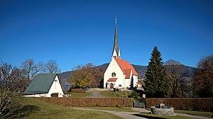 Bad Wiessee - Image: Bad Wiessee Maria Himmelfahrt 3