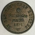 Baden commemorative friedenskreuzer 1871 reverse type 1.jpg