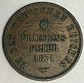 Baden commemorative friedenskreuzer 1871 reverse type 1.jpg