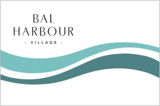Bal Harbour, Florida - Image: Bal Harbour Flag 2017