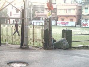 Garfa - Garfa Balak Samity maidan (playground)