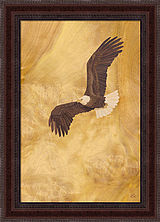 Bald Eagle - Fine Art in Marquetry.jpg