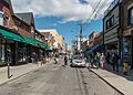 Baldwin St between Augusta Ave and Kensington Ave, Toronto, 20170417 1.jpg