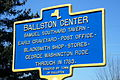 Ballston Center marker.jpg