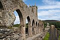 Baltinglass Abbey South Aisle 2016 09 15.jpg