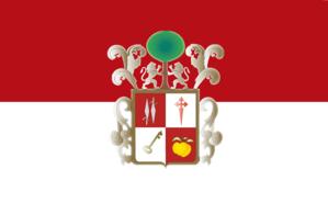 Ixtlahuacán de los Membrillos - Image: Bandera de Ixtlahuacán de los Membrillos