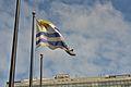 Bandera nacional plaza Independencia 004.jpg