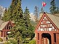 Banff National Park Entrance 班夫國家公園入口 - panoramio.jpg
