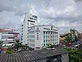 Bangkok Hospital China Town exterior from Gold Buddha Temple.jpg