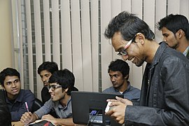 Bangla Wikipedia Workshop at Chittagong Independent University (30).JPG