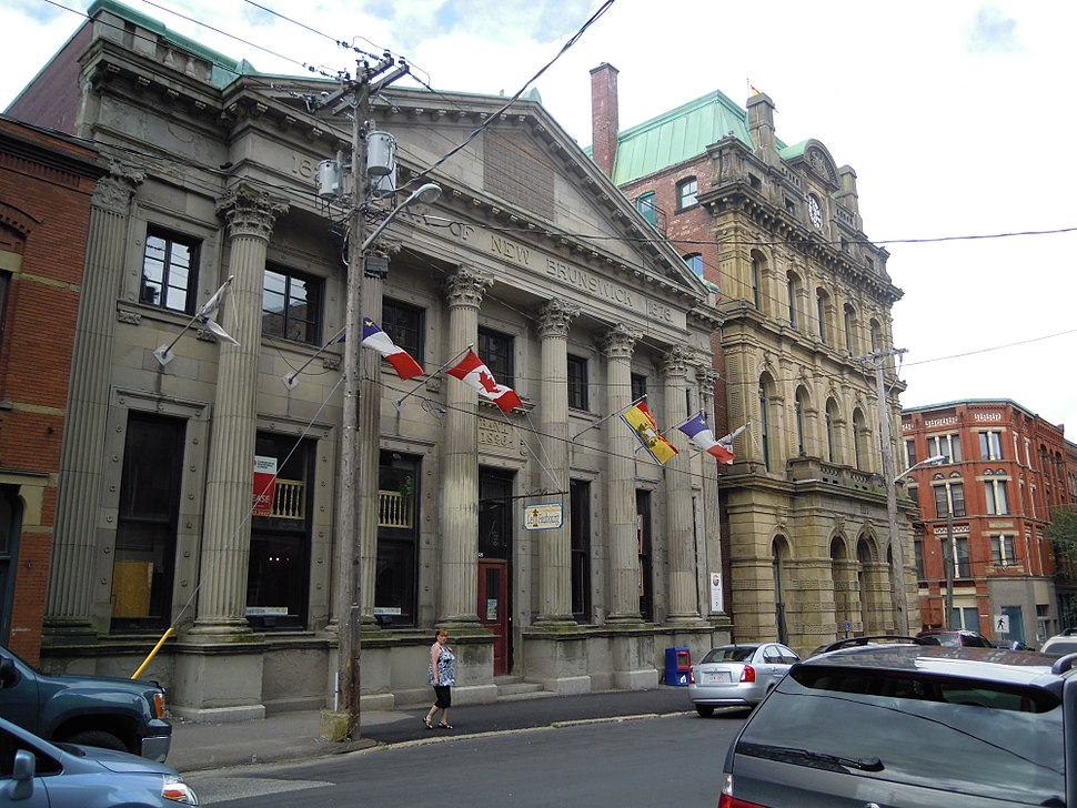 Bank of New Brunswick Building 2
