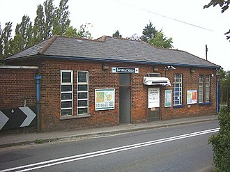 A2022 road - Image: Banstead Station, Banstead Road. geograph.org.uk 53280