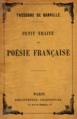 Banville - Petit traité de poésie française.png