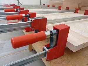 F-clamp - Image: Bar clamp 2