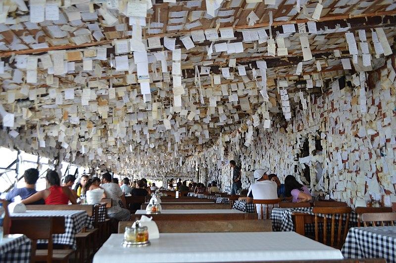Bar do Arante in Pântano do Sul