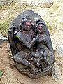Barabar Caves - Wayside Carving (9227571156).jpg