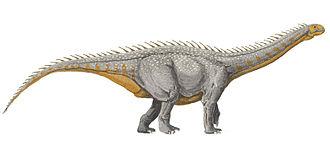 Toarcian - Barapasaurus