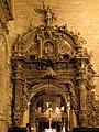 Barbastro Catedral 13 Capilla del Santo Cristo de los milagros.JPG