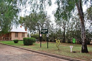 Evonne Goolagong Cawley - Evonne Goolagong Park, Barellan