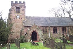 Barlaston Old Church, St. John the Baptist - geograph.org.uk - 119143.jpg