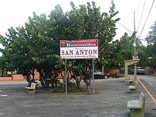 San Antón Barrio of Ponce, Puerto Rico